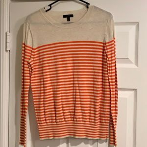 J Crew long sleeve lightweight sweater